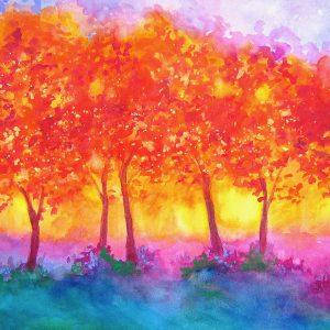 MAIN Autumn Trees
