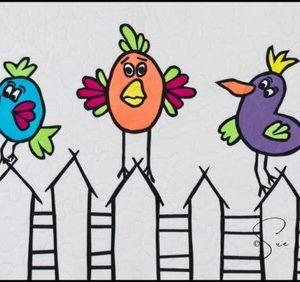 MAIN Whimsical Birds